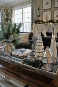 Christmas Home Tour 2016 – Family Room